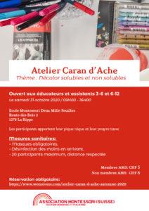 Flyer Caran d'Ache_Oct 2020