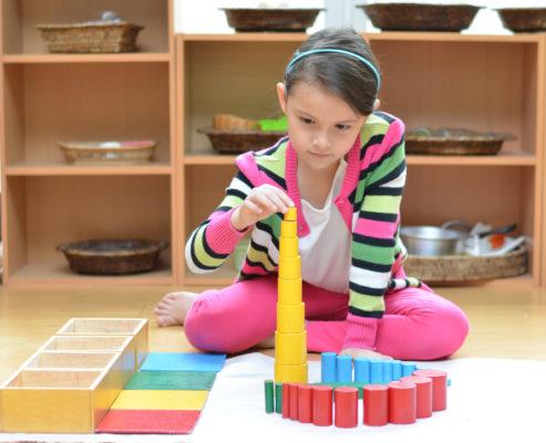 Ecole Montessori l'Etincelle_Coppet